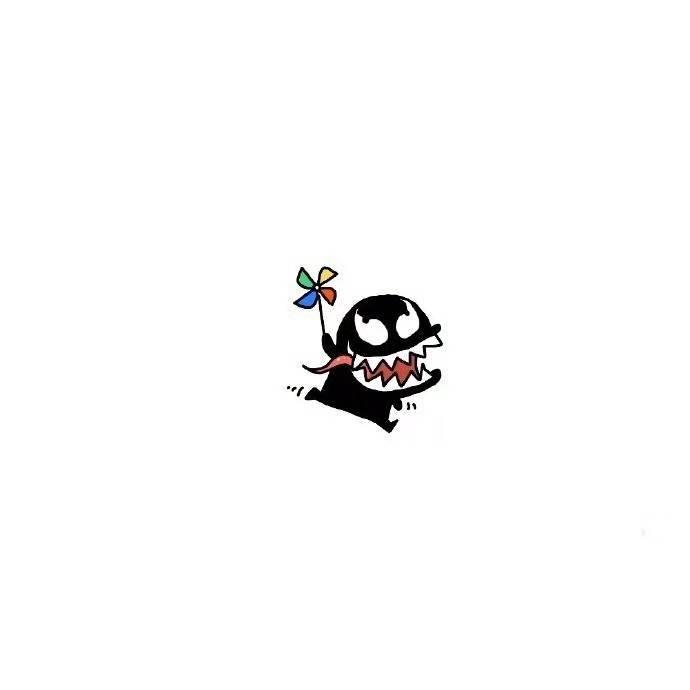 #毒液#毒液后遗症!一组毒液小头像。 