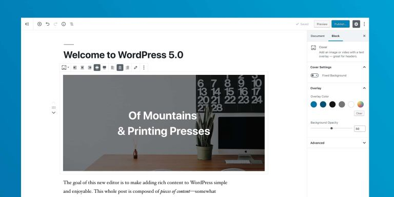 WordPress 5.0下载