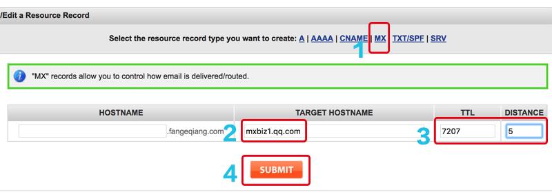 #企业邮箱#腾讯企业邮箱/域名邮箱注册教程