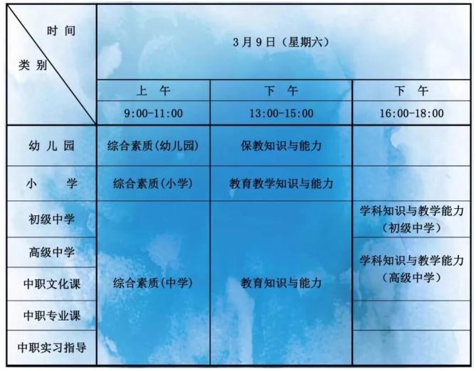 今起报名!2019年上半年中小学教师资格考试,四川报考必须满足这些条件!