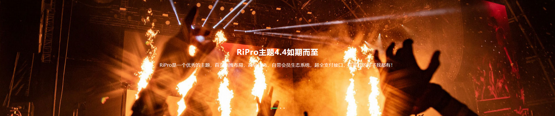 wordpress日主题RiPro4.6主题附主题授权激活版 附授权码
