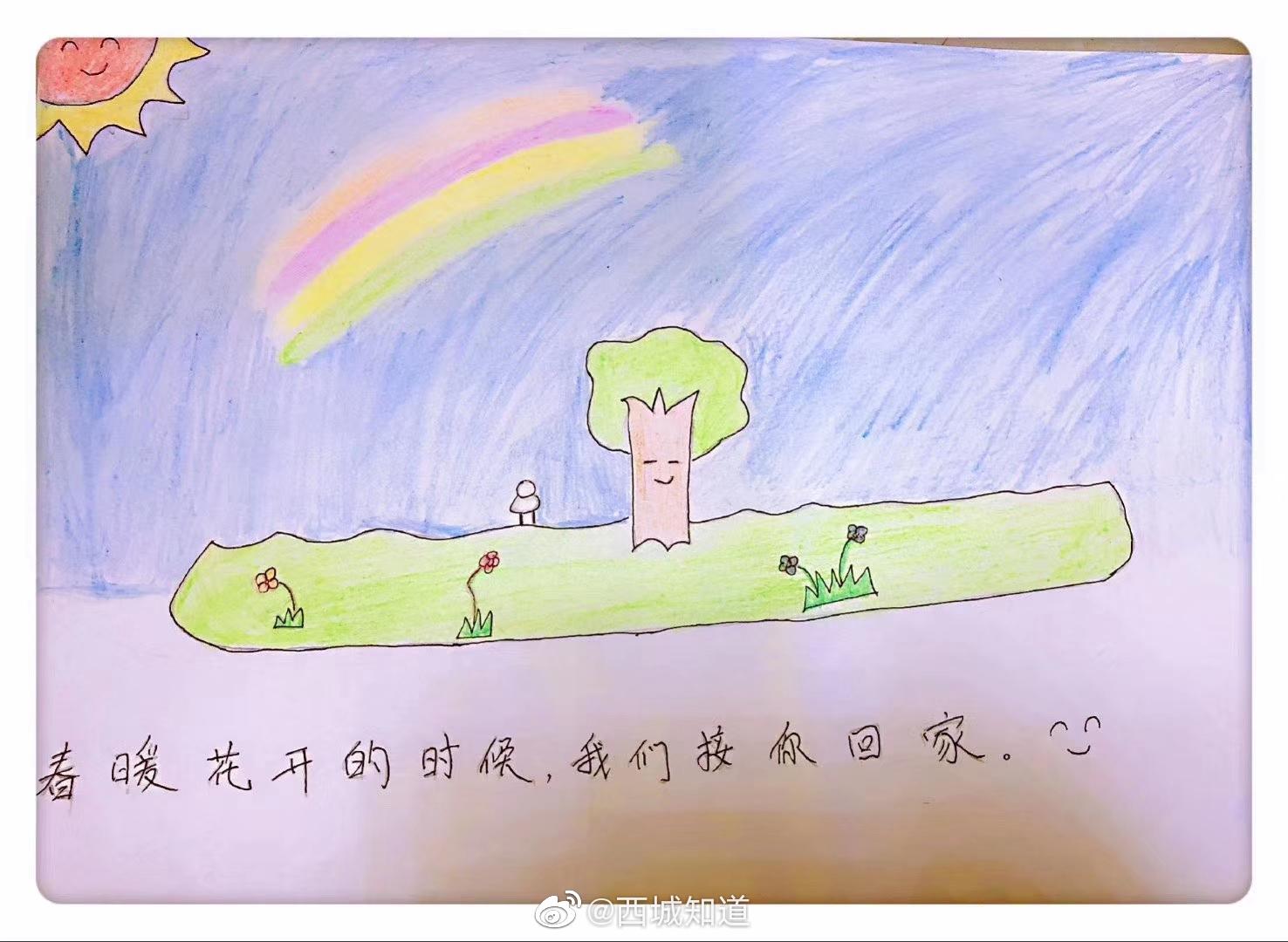 武汉加油|朋友画的一组图,非常棒,宣传一下