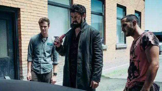 《黑袍纠察队 第一季》全集/The Boys Season 1 在线观看