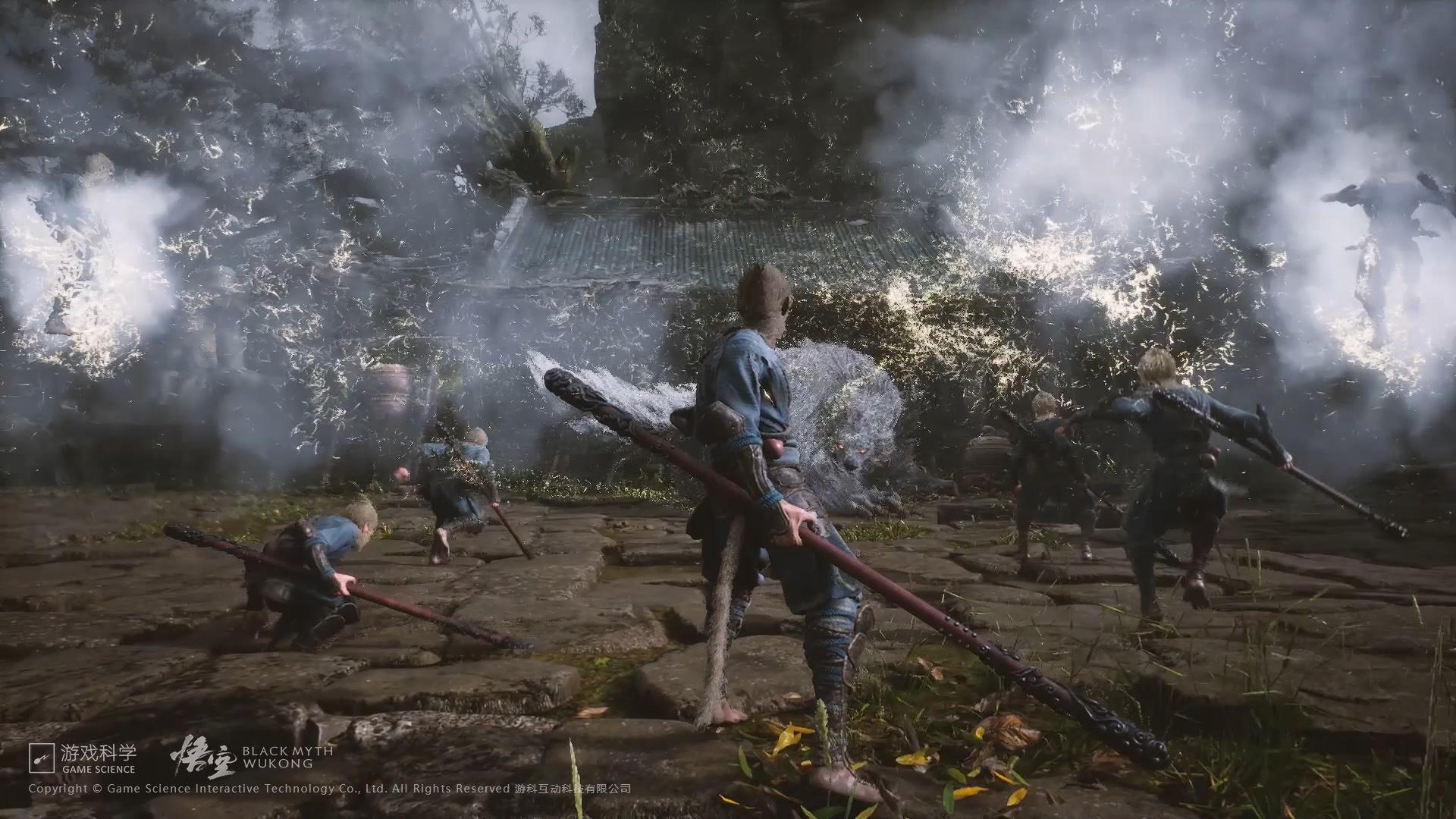 《黑神话:悟空》——西游题材·单机·动作·角色扮演游戏