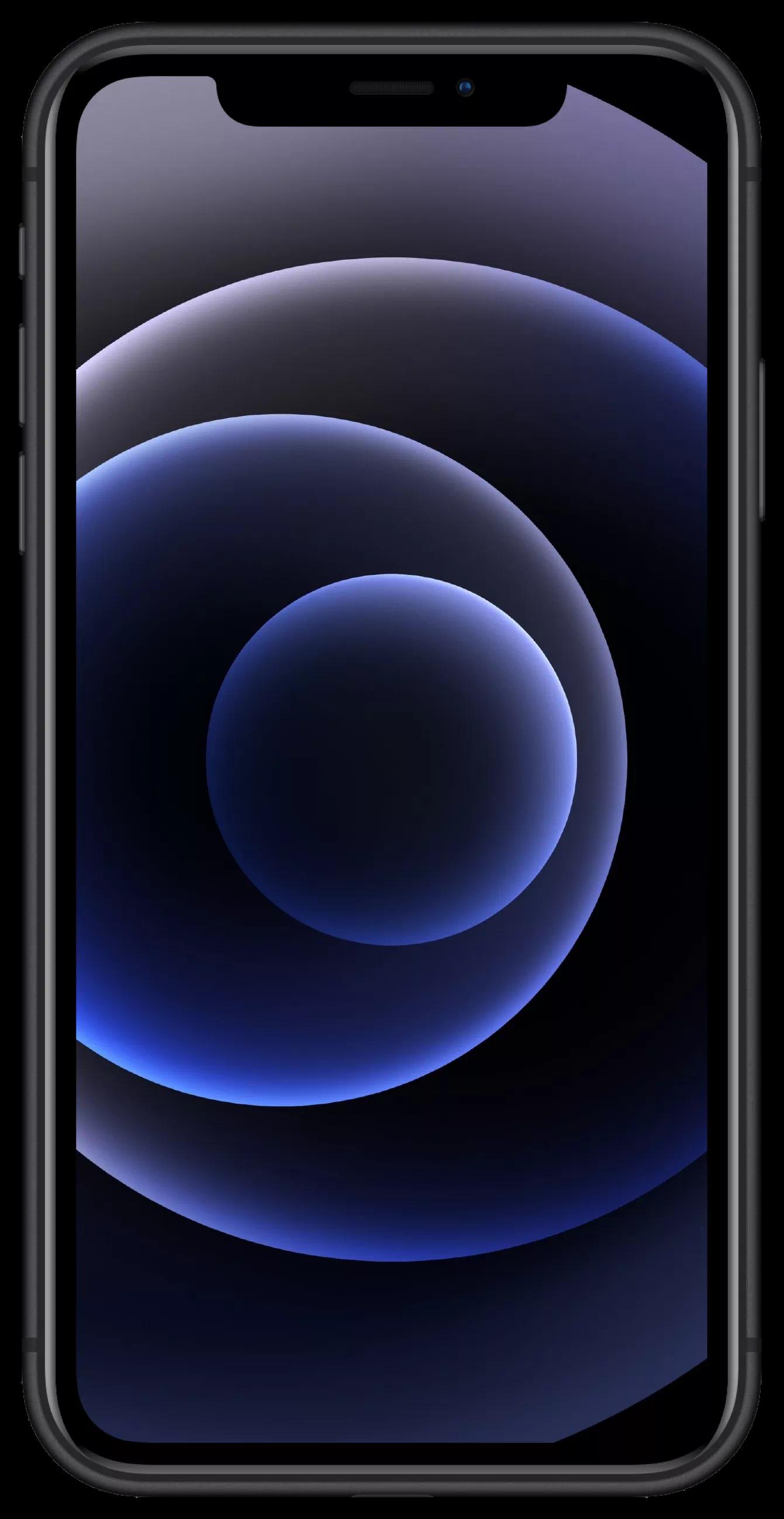 苹果 iPhone 12 原生壁纸下载(10P)